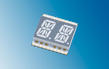 Alphanumeric Digits SMD Display