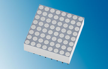 LED Dot Matrix Array