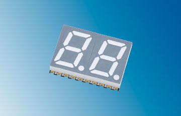 Dual Digits SMD Display