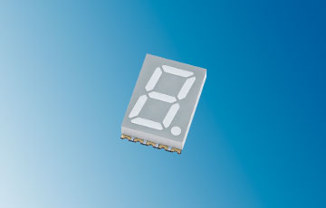 Single Digit SMD Display
