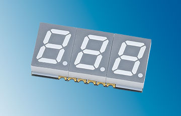 Triple Digit SMD Display